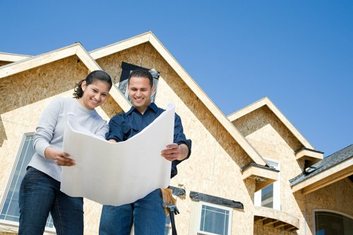 Image result for Custom Build Home istock
