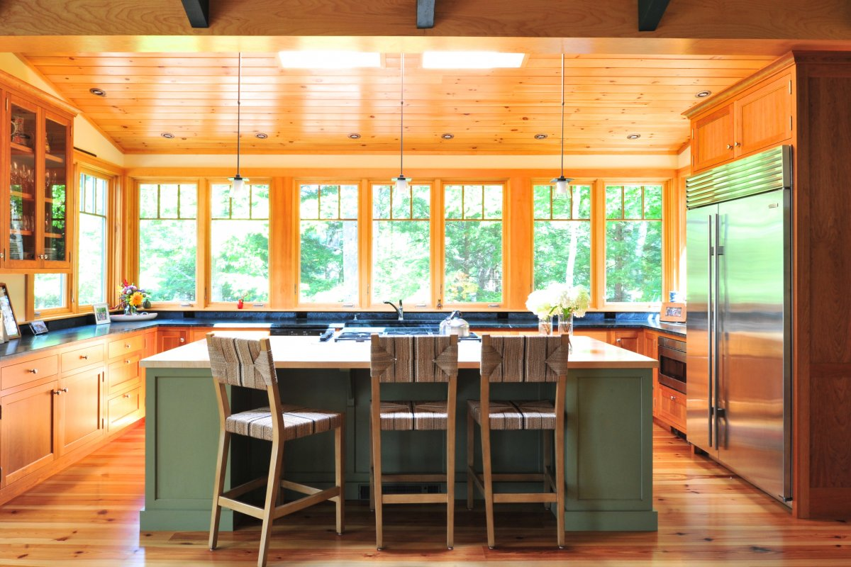 kitchen remodeling northern NH and western ME