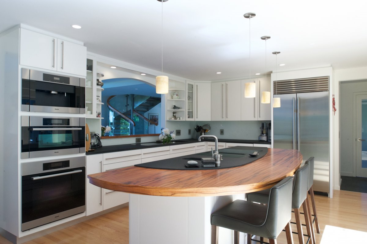 custom kitchen remodeling northern NH western ME