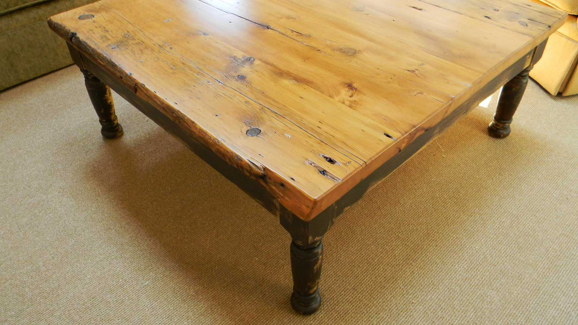 Cormack Restored Coffee Table