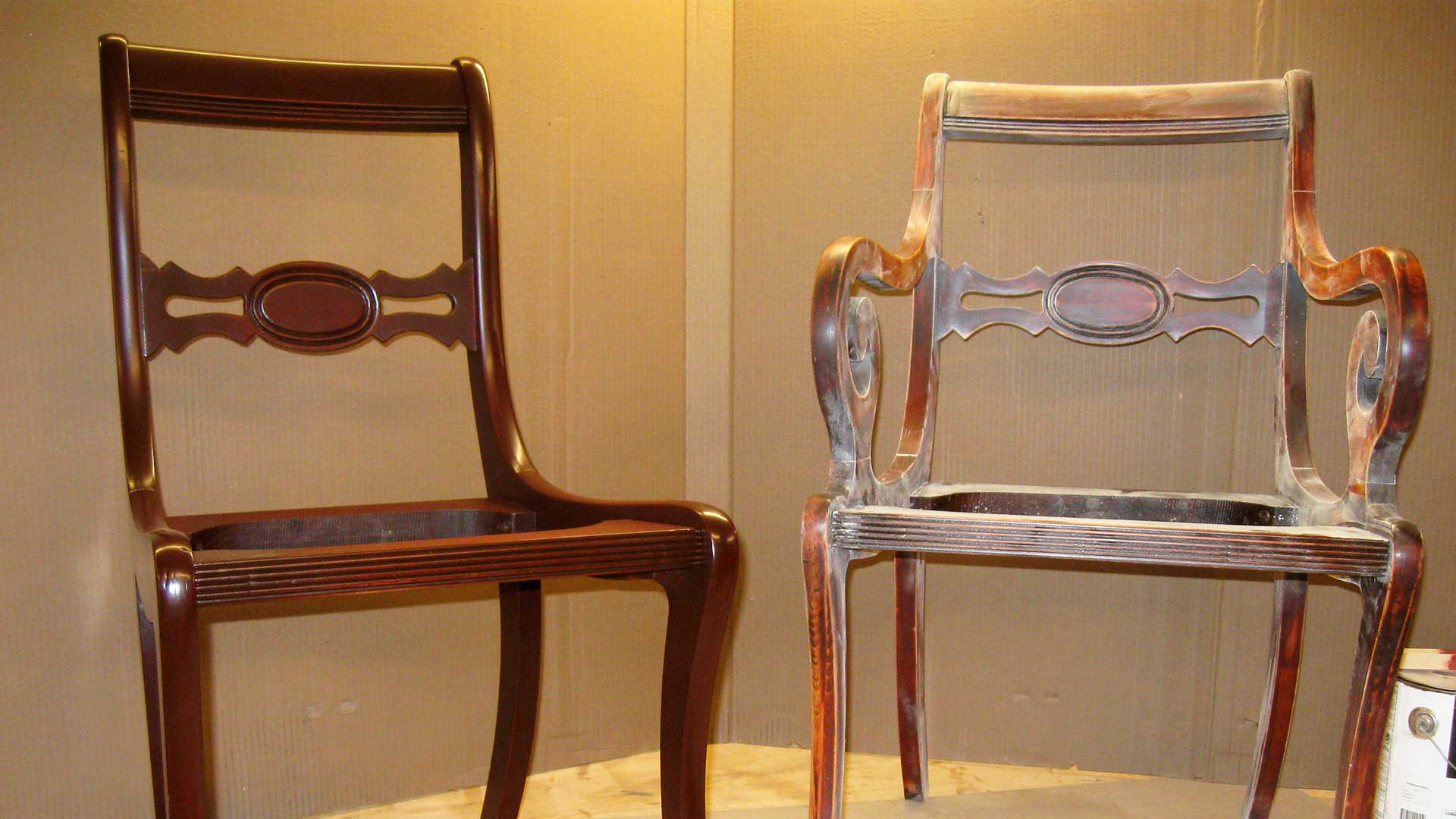 Furniture Restoration and Repair in NH, ME  Cormack Construction